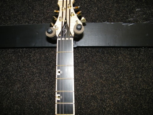 T S custom neck through