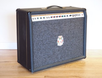 Orange Hustler 125 Reverb Twin Vintage Tube Amplifier UK Celestion