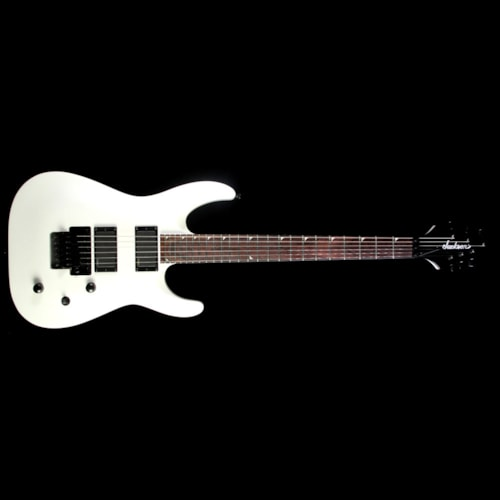 Jackson Used Jackson SLATXMG 3-6 Electric Guitar White Pearl Metallic