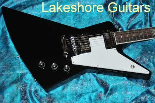 2014 Gibson Explorer 120th Anniversary