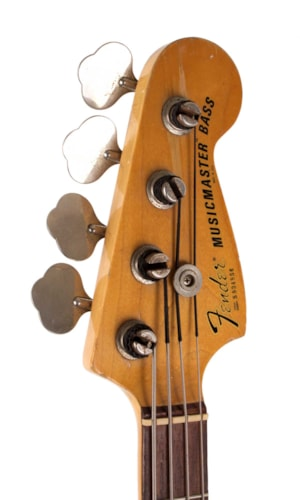 1978 Fender Music Master Bass