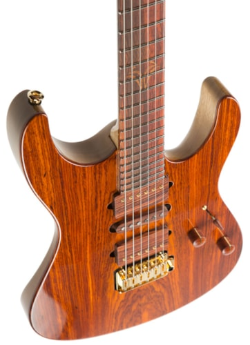 2016 Suhr 2016 Collection Cocobolo Modern
