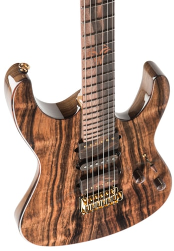 2016 Suhr 2016 Collection Macassar Ebony Modern