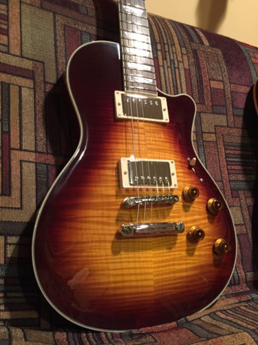 C.P. Thorton Guitars Legend
