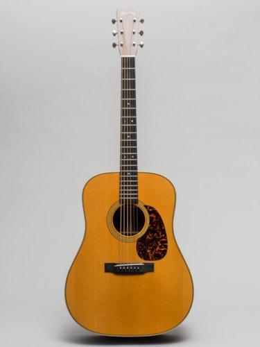 1969 Martin D-21 to D-28 Conversion