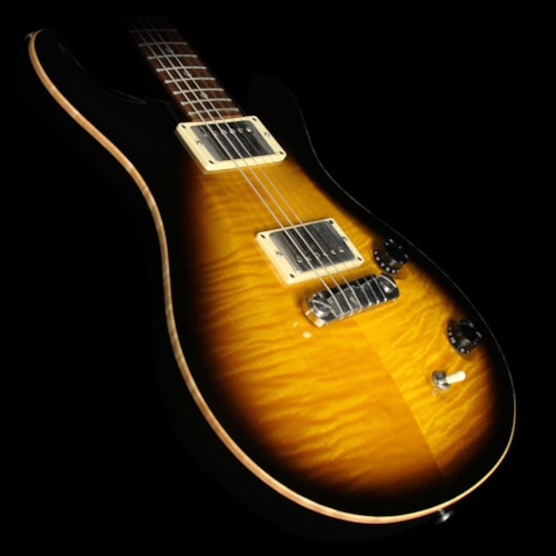 Paul Reed Smith Used 2007 Paul Reed Smith McCarty Electric Guitar Black Sunburst