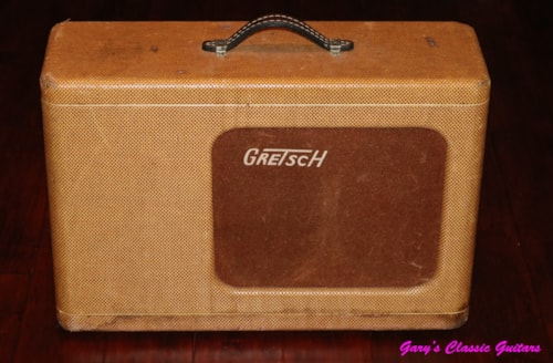 1956 Gretsch Electromatic Tweed amplifier