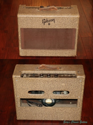 1955 Gibson GA-6 Tube amplifier