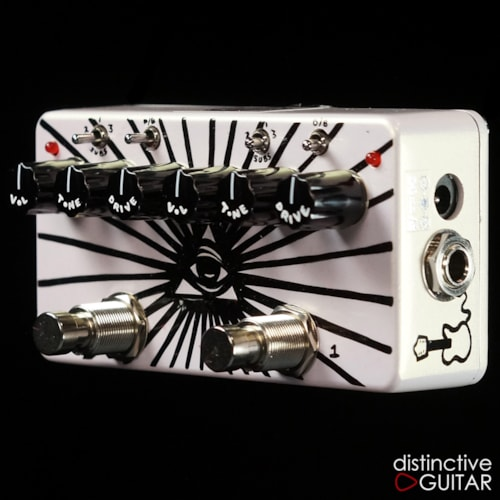 Zvex NAMM 2016 Custom Double Rock