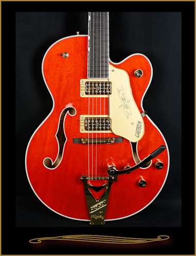 2016 Gretsch G6120T Players Edition Nashville with String-Thru Bigsby