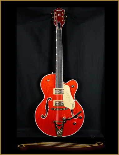 Gretsch® G6120T Players Edition Nashville with String-Thru Bigsby