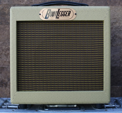 BootLegger Guitar Blues 5 Vintage Style Tube Amp