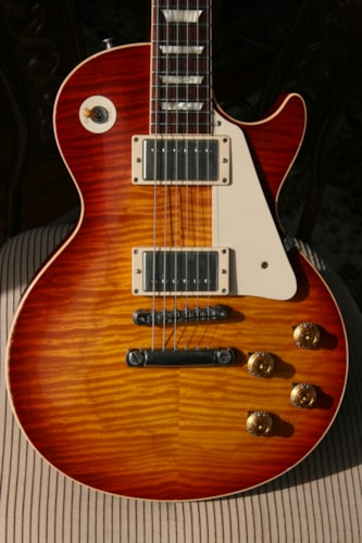 2006 Gibson Historic '59 Les Paul MURPHY-AGED Custom Shop R9 GREAT TOP!