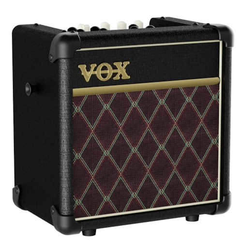 2017 Vox MINI 5 RHYTHM MODELING AMPLIFIER, CLASSIC STYLING