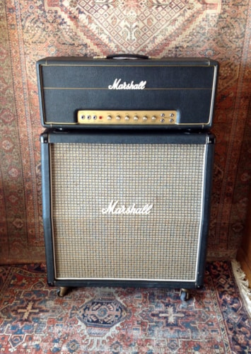 1972 Marshall 50 watt lead