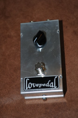 Lovepedal 1-off Clean Boost Hand Wired