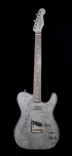 2015 James Trussart Deluxe Steeltopcaster