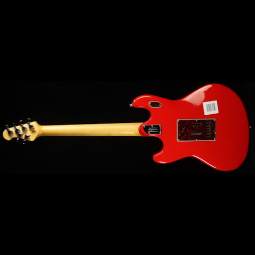 ERNIE BALL MUSIC MAN Used Ernie Ball Music Man Modern Classic Stingray Electric Guitar Chili Red
