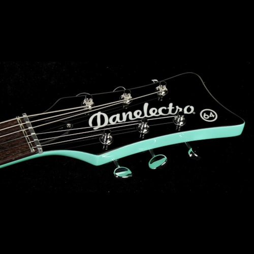 Danelectro '64 Electric Guitar Dark Aqua