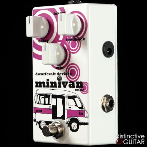 Dwarfcraft Minivan Echo / Delay
