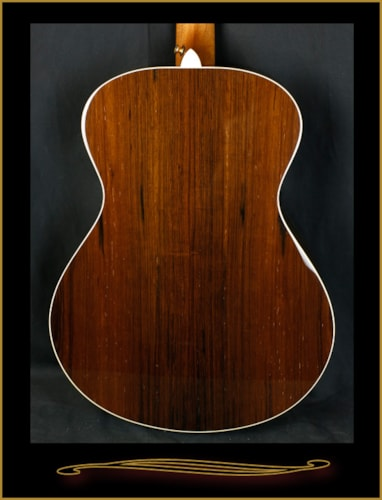 2016 Breedlove Journey Concert Brazilian Rosewood Limited Edition