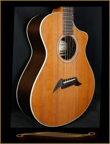 2016 Breedlove Journey Fingerstyle Brazilian Rosewood Limited Edition