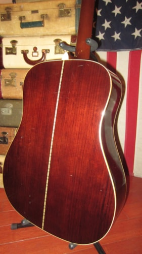 ~1983 MARTIN SIGMA DR-8 D-28 copy Acoustic Dreadnought
