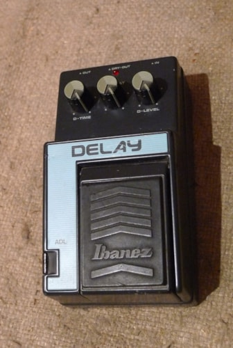~1983 Ibanez ADL Analog Delay