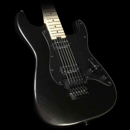 Charvel Pro Mod Series So Cal 2H FR Electric Guitar Metallic Black