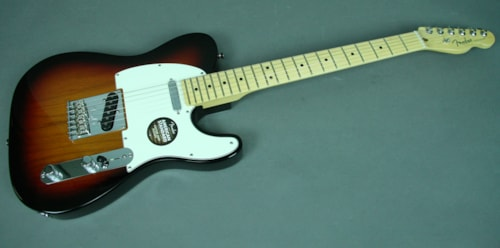 2015 Fender® American Standard Telecaster® Electric Guitar 3-Color Sunburs