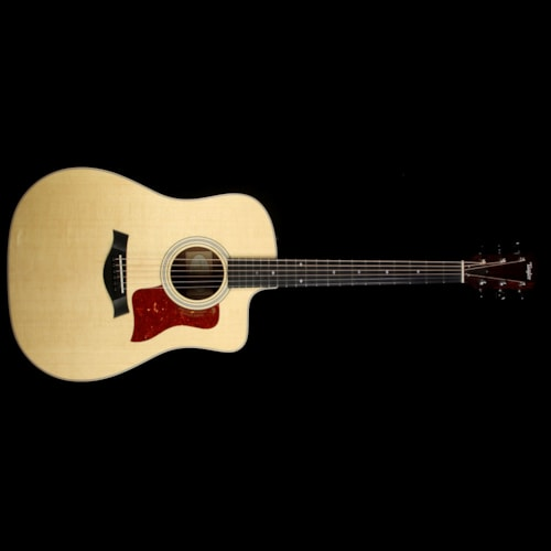 Taylor Used Taylor 210ce-K Koa Deluxe Dreadnought Acoustic Electric Guitar Natural