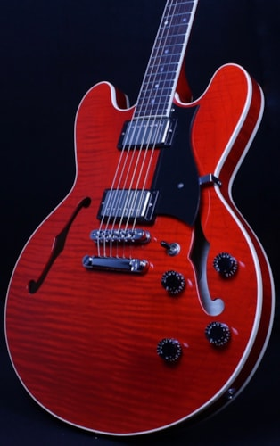2016 Heritage H 535 Semi-Hollow Body