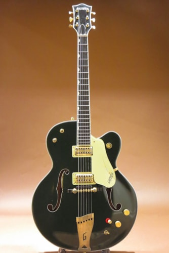 1962 Gretsch® #6196 Country Club Cadillac Green