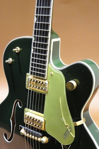 1962 Gretsch #6196 Country Club Cadillac Green