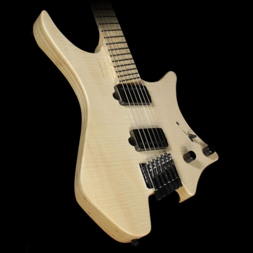 Strandberg Custom Shop Boden 6 Electric Guitar Natural