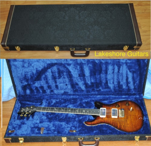 2015 Paul Reed Smith (PRS) 58/15 Limited Edition Artist Package