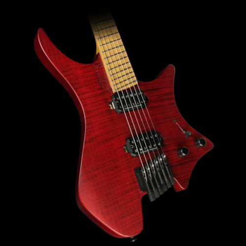 Strandberg boden os 6 electric guitar red red guitars for Strandberg boden 6