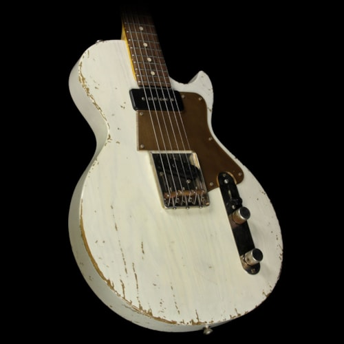 Fano Used Fano Pre-PBG Alt De Facto SP6 Electric Guitar White Blonde