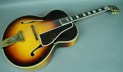 1947 Gibson L-5 Archtop Guitar Sunburst Finish Hollowbody Vintage USA w/