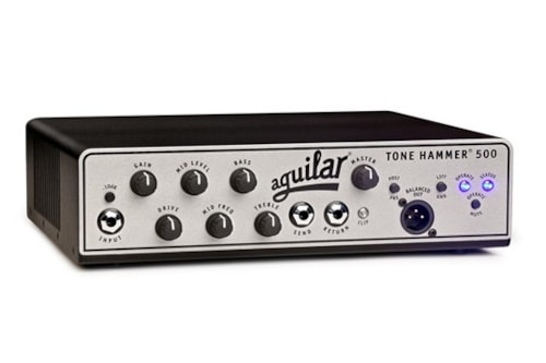 Aguilar Tonehammer 500 Bass Amplifier