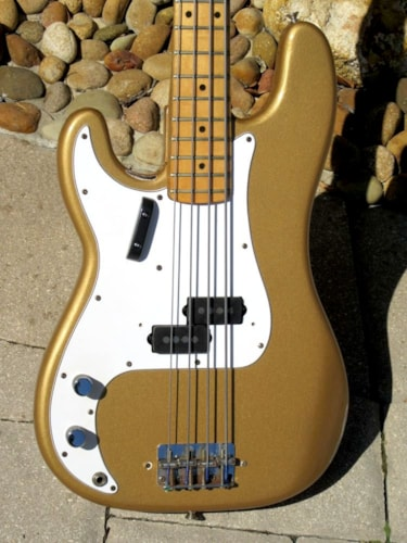 "1968 Fender® Precision Bass® ""Lefty"""