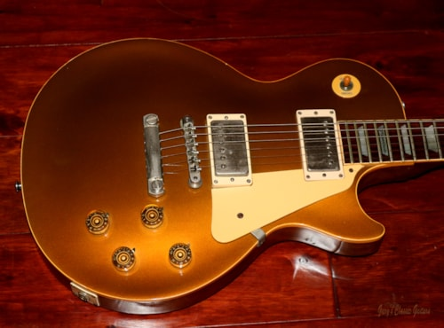 1982 Gibson Les Paul 30'th Anniversary Goldtop