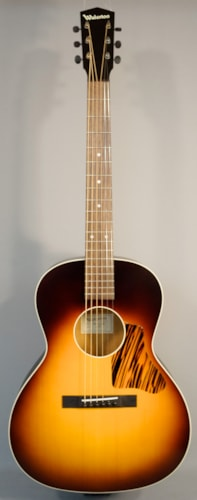 """2016 Waterloo Guitars NEW! Waterloo WL-14 LTR Acoustic Guitar With Case! """"ladder"""""""