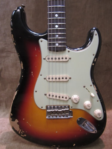 2015 Fender® Custom Shop Michael Landau Stratocaster® 68 reissue