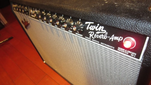 2013 Fender '65 Twin-Reverb Amp