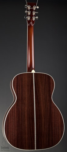 Santa Cruz OM Grand Bearclaw Sitka Top/ Indian Rosewood