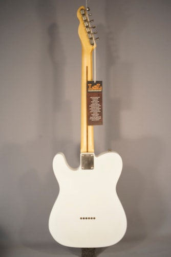 "2016 LSL Guitars New!! LsL T Bone One Electric Guitar in ""vintage Cream"" Fini"