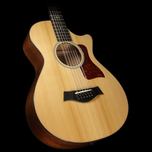 Taylor 552ce 12-Fret 12-String Grand Concert Acoustic/Electric Guitar Natural