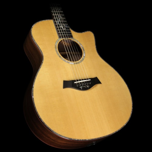 2013 Taylor Used 2013 Taylor 916ce Grand Symphony Acoustic-Electric Guitar Natural