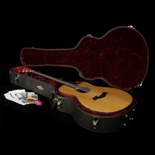 Taylor Used 2013 Taylor 916ce Grand Symphony Acoustic-Electric Guitar Natural